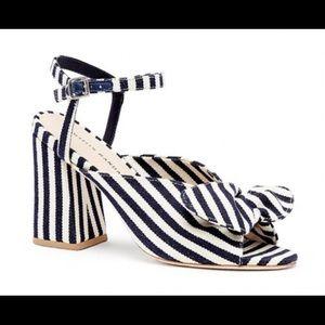 Loeffner Randall Leigh Bow Sandals